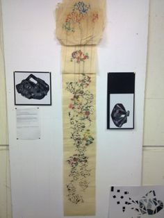 My Final Pieces in Art Elective yr. University Of Sydney, Ladder Decor, Gallery Wall, Frame, Design, Home Decor, Art, Picture Frame, Art Background