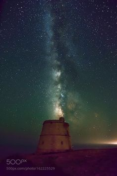 Smoke shaped Milky Way ... Photograph of the July 2 held in the Tower of Cap de Barbaria Formentera Image credit: http://ift.tt/29XdmYD Visit http://ift.tt/1qPHad3 and read how to see the #MilkyWay #Galaxy #Stars #Nightscape #Astrophotography