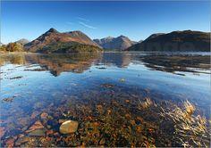 Martina Cross - Schottland - Glencoe - Loch Leven