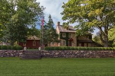 Why Get a Home When You Can Buy an 18th-Century Settlement?  - HouseBeautiful.com