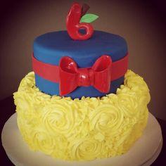 Snow White Cake, Princess