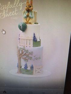 Peter Rabbit Cake, Cake Ideas, Cakes, Baby, Cake Makers, Kuchen, Cake, Pastries, Baby Humor