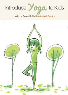 At the back of the short book I Am Yoga, there's a useful glossary of descriptions and images to explain how to do yoga poses for children. But most of this book isn't about how to do yoga. It's about how to be yoga. Introduce Yoga to Kids with a Beautifully Illustrated Book #Yoga #KidsYoga