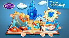 DISNEY - Kellogg's Storybox - iPad / iPhone / Android - SUBSCRIBE