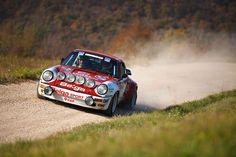Porsche 911 SCRS 3.0 - 2011 Revival Rally Club Valpantena - Guerrato y Aparo
