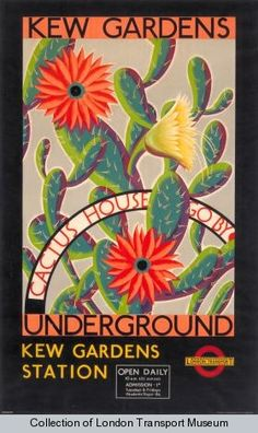 Poster 1983/4/4082 - Poster and Artwork collection online from the London Transport Museum