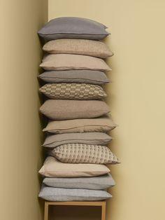 Society Limonta | cushions fw 16/17 collection  www.societylimonta.com