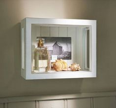 DIY Home Decor Styling Attractive help for a pleasant diy home decor pictures shadow box DIY home decor suggestions imagined on this day 20181120 Home Decor Styles, Diy Shadow Box, Shadow Box, Wall Display, Shadow Box Frames, Diy Home Decor, Home Decor, Beach Crafts Diy, Home Decor Pictures