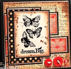 DREAM-BIG Unity Stamp Co stamps
