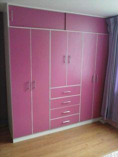 ROPERO PARA NIAS  Muebles en Melamina Construccion en Drywall  Los olivos  Proyectos que intentar  Bedroom wardrobe Almirah designs y