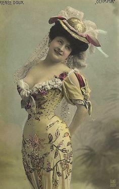 Renee Doux - 1910 - @~ Mlle