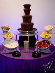 All Chocolate Fountains are Not Created Equal. ^^ All Chocolate Fountains are Not Created Equal. ^^ All Chocolate Fountains are Not Created Equal. ^^ All Chocolate Fountains are Not Created Equal. Chocolate Fountain Recipes, Chocolate Fountains, Chocolate Fountain Wedding, Party Platters, Candy Table, Candy Buffet, Dessert Bars, Dessert Table, Catering