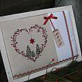 Le ton est donné, cette année Noël s'habillera de rouge dans la maison. * * * * * * * * * * * * * * * * * * * * * * * * * * * *...