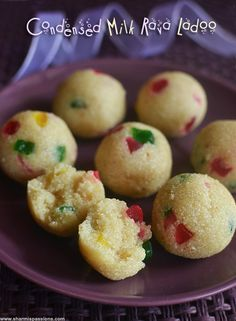 Rava ladoo with condensed milk rava laddu recipe, laddoo recipe, indian dessert recipes, Rava Laddu Recipe, Laddoo Recipe, Kalakand Recipe, Indian Dessert Recipes, Indian Sweets, Sweets Recipes, Free Recipes, Eggless Recipes, Pumpkin Recipes