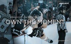 """Heroes always leap into action."" Claude Giroux for Bauer Hockey Flyers Hockey, Hockey Memes, Hockey Goalie, Hockey Players, Ice Hockey, The Sporting Life, Fly Guy, Wayne Gretzky, Fly Eagles Fly"