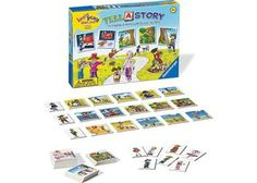 storybook set kids will learn 4 classic fables and early reading skills interactive way: answering the questions with a owl-shaped talking pen. Ravensburger Puzzle, Speech Therapy Games, Play Therapy, Therapy Ideas, Lion And The Mouse, Important Life Lessons, Learning Time, Interactive Learning, Matching Cards