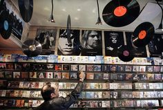 Record Store Day 2014.