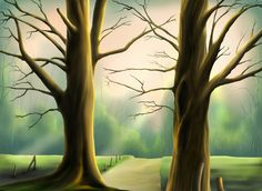 Mystic Nature van Nathalie Antalvari