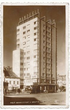 Bratislava Slovakia, Old Photos, Most Beautiful Pictures, Europe, Street, Modernism, Photography, Sketch, Retro