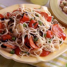 Zesty Summer Pasta Salad