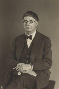 August Sander- Self Portrait, 1936 | vintage | August