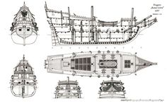 free-plans-to-build-model-ship
