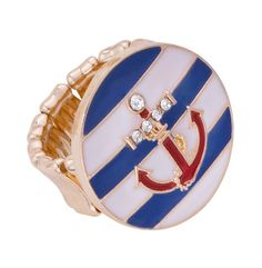 Bijou Brigitte  Ring - Anchor Love
