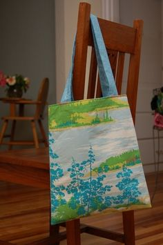 I have been starting my Christmas present happy fun time making. :) I thought I would share some of my new favorite things: book bags! I was going to ask if you wanted a tutorial, then when I was sitting...