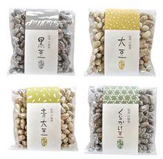煎り豆(黒豆・大豆・青大豆・くらかけ豆)|おかいもの|信州戸隠そばの実