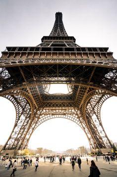 Eiffel tower Paris France [3181 x 4802] via Classy Bro