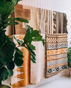 12 Inspiring Ways To Creatively Display Your Textile Collection – Lamour Artisans String Curtains, Ikea Curtains, Dyi, Pop And Scott, Melbourne, Textile Market, Ikea Frames, Blog Design, Halloween
