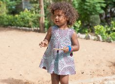 Great African clothes for kids, a friend of mine's new business! Check it out!