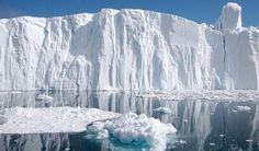 Η μεγαλύτερη αποκόλληση πάγων που έχει καταγραφεί!