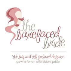 The Barefaced Bride - Preloved Wedding Dress Boutique - samantha