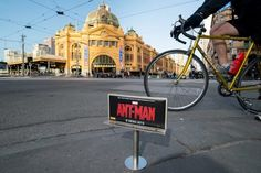 Tiny Billboards for Ant-Man Are Popping Up That Ants Are Really Going to Love | Adweek