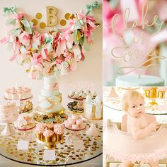Party time! Fun 1st birthday ideas |#BabyCenterBlog