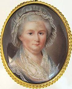 portrait miniature german gentleman 18th 17th - Google Search