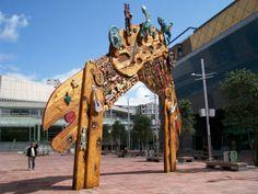 Timespanner: Adding colour to an Auckland gateway