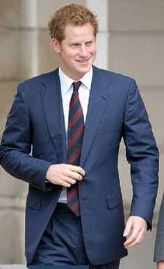 Prince Harry arrived at Tedworth House, Tidworth, Wiltshire on 20 May 2013