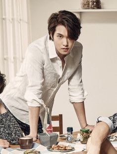 The CNBLUE boys sure are a handsome bunch, and they pulled out all the stops for online shopping bra… Cnblue Jonghyun, Lee Jong Hyun Cnblue, Kang Min Hyuk, Blue Lee, Cn Blue, Lee Hyun Woo, Lee Jung, Jung Yong Hwa, Asian Actors