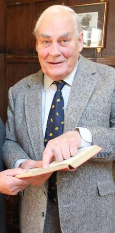 British knight returns library book after 65 years, with $2,200 to cover fine
