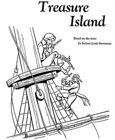 Treasure Island: Meet Long John Silver Comprehension