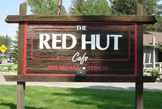 "Amazing food, amazing people!  Only go to the original ""Red Hut Cafe"" located on Lake Tahoe Blvd in South Lake Tahoe, California."