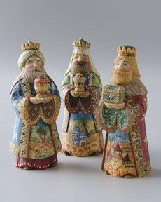 G. DEBREKHT Nativity King Set