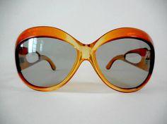 33033ac5633a POLAROID France Oversized vintage sunglasses