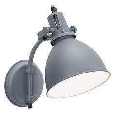 Wandlamp 101 34,99 grijs