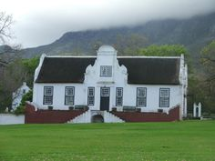 cape dutch plans at DuckDuckGo Architecture 101, Residential Architecture, Cape Dutch, Dutch House, Thatched Roof, Top Photo, House Plans, House Design, How To Plan