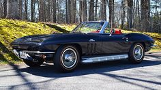 1966 Chevrolet Corvette Convertible 427/425 HP, 4-Speed presented as lot S154.1 at Houston, TX 2015 - image1