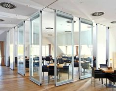Glass Partition Walls As Doors Glass Partition Office Walls Inspiration