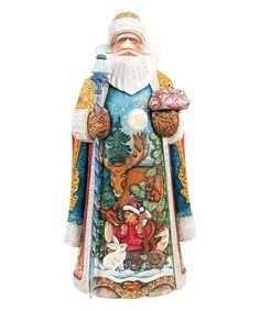 450 Santa Figurines Ideas Santa Figurines Santa Figurines